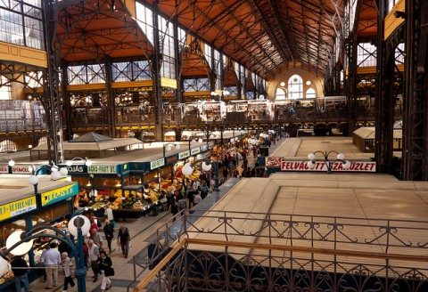 Market & Food Tours in Budapest