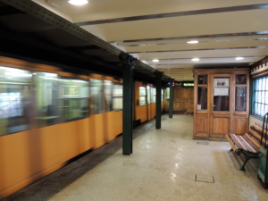Budapest Underground Metro Top Budapest Travel Guide