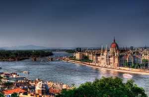 Budapest and the Danube