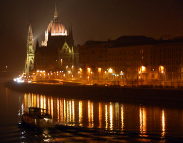 Budapest Boat Tour by Night