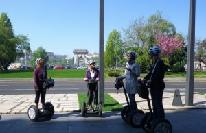 Budapest City Center Segway Tour by Chain Bridge