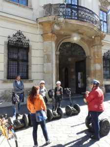 Budapest Segway Tour Small Group