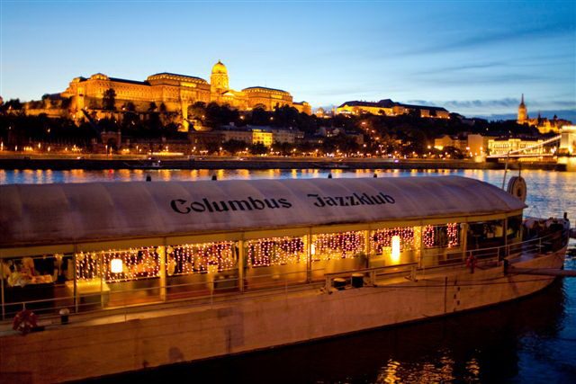 Columbus Ship Restaurant and Pub Budapest