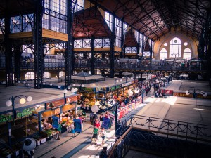 Central Market Hall Budapest Tour