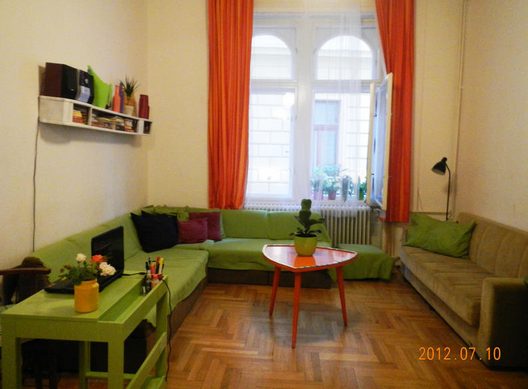 Green Bridge Hostel Budapest