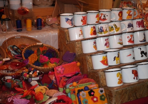 Handmade Christmas Gifts in Budapest