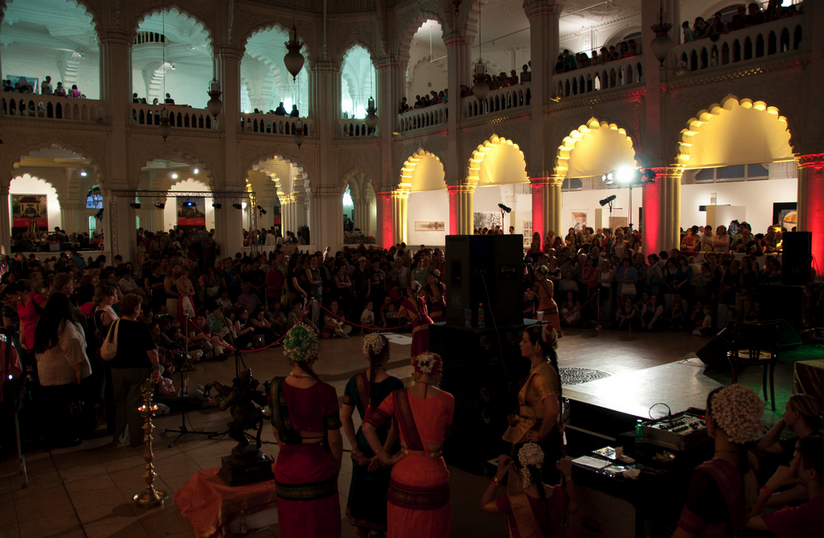 Indian Dance at the Museum of Applied Arts - Night of the Museums, Budapest