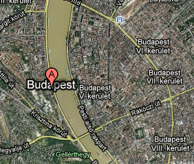 Budapest city centre in a narrower sense: Districts 5, 6, 7